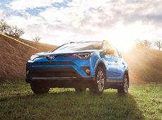 2017 Toyota RAV4: the Most Popular SUV Gets Even Better