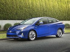 2017 Toyota Prius and RAV4 Hybrid are AJAC's Green vehicles of the year