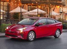 2018 Toyota Prius: Practical Efficiency