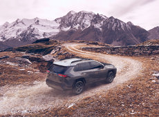New Toyota RAV4 TRD Tackles the Open Road with Confidence