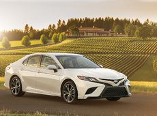 2019 Toyota Camry: Comfort mixed with performance