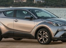 2018 Toyota C-HR: the New SUV for the City