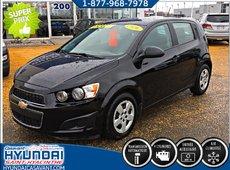 Chevrolet Sonic LS ** Seulement 7 150 KM ** 2016