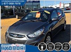 Hyundai ACCENT GL 5 PORTES ** Climatisation, régulateur de vitesse** 2013