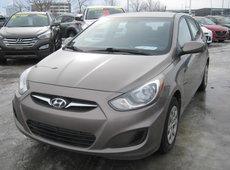 Hyundai Accent L manuelle 2013