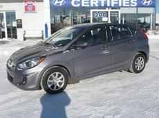 Hyundai Accent GL ** jamais accidenté ** 2014