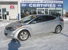 Hyundai Elantra GLS ** Une seule propriétaire ** 2013