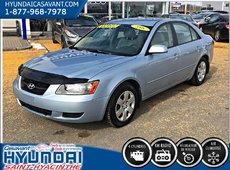 Hyundai Sonata GL ** climatisation, régulateur de vitesse ** 2008