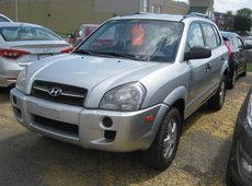 Hyundai Tucson GL **Sans garantie** 2008