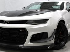 Chevrolet COUPÉ ZL1 CAMARO ZL1 EL1 650HP GROUPE PERFORMANCE SIEGES RECARO 2018