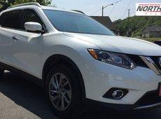 2015 Nissan Rogue SL AWD HEATED SEATS NAVIGATION