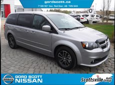 2016 Dodge Grand Caravan R/T, Heated Leather, Nav, Stow ?N Go