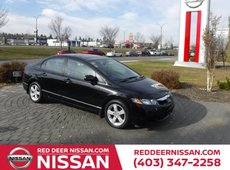 2010 Honda Civic DX | 4-CYLINDER | LOW KM'S