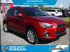 2013 Mitsubishi RVR GT Premium AWD, Sunroof, Heated Leather, Nav