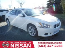 2012 Nissan Maxima 3.5L V6 SV | TECHNOLOGY PACKAGE | NAVIGATION | PANORAMIC ROOF | 2 SETS OF MATS