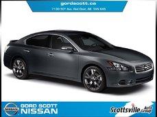 2014 Nissan Maxima 3.5 SV, Leather, Smart Key, Sunroof, Clean