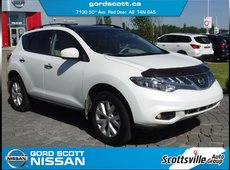 2014 Nissan Murano SL AWD, Leather, Sunroof, Nav, 1 Owner