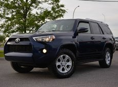 Toyota 4Runner SR5 7 PASS LEATHER SUNROOF 2016