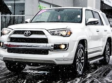 2017 Toyota 4Runner LIMITED 4X4 GPS LEATHER SUNROOF