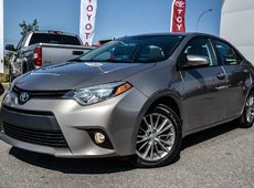 Toyota Corolla LE SUROOF HEATED SEATS 2014