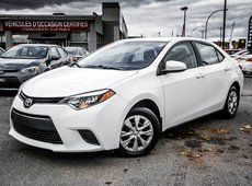 Toyota Corolla CE A/C POWER GROUP 2014