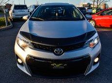 Toyota Corolla S SUNROOF MAG FOG LIGHT 2015