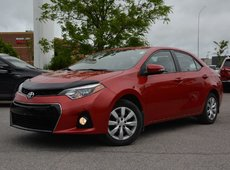 Toyota Corolla S BACK CAMERA HEATED SEATS 2015