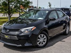 Toyota Corolla CE A/C POWER GROUP 2015