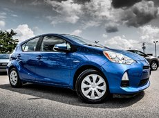 2012 Toyota Prius C TECHNOLOGY A/C POWER GROUP