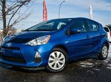 Toyota Prius C A/C, POWER GROUP, BLUETOOTH 2014