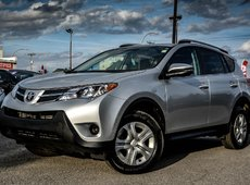 Toyota RAV4 LE BACK CAMERA HEATED SEATS 2014