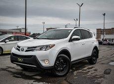 Toyota RAV4 XLE SUNROOF BACK CAMERA 2 SETS OF TIRES 2014