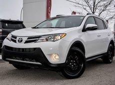 2015 Toyota RAV4 XLE GPS SUNROOF BACK CAMERA