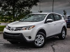 Toyota RAV4 LE 4X4 A/C POWER GROUP 2015