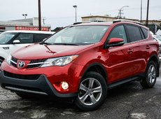 2015 Toyota RAV4 XLE AWD GPS SUNROOF BACK CAMERA HEATED SEATS