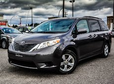 Toyota Sienna LE 7 PASS A/C POWER GROUP 2011