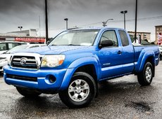Toyota Tacoma 4X4 SR5 MANUAL A/C POWER GROUP 2010