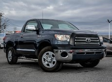 Toyota Tundra 4X4 REGULAR CAB A/C LOW KM 2009