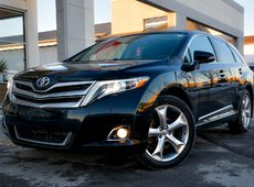 2016 Toyota Venza LIMITED AWD GPS LEATHER PANORAMIC