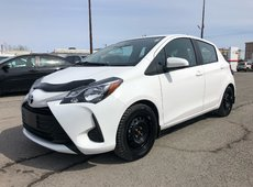 Toyota Yaris Hatchback LE A/C POWER GROUP 2 SETS OF TIRES 2018