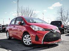 Toyota Yaris LE Supplementary Warranty 2015