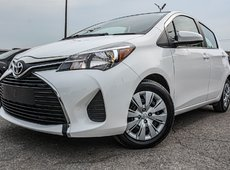 Toyota Yaris LE - POWER GROUP A/C BT 2015