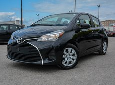 Toyota Yaris LE - POWER GROUP A/C BT 2016