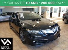 Acura TLX V6 ELITE**AWD/GPS/CUIR** 2015