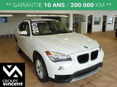 BMW X1 28i xDRIVE**GARANTIE 10 ANS** 2013