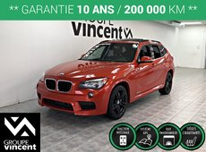 BMW X1 35i XDRIVE M package **GARANTIE 10 ANS** 2013
