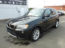BMW X3 28i xDRIVE AWD**GARANTIE 10 ANS** 2013