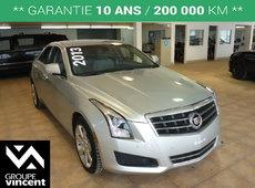 Cadillac ATS Luxury**GARANTIE 10 ANS** 2013
