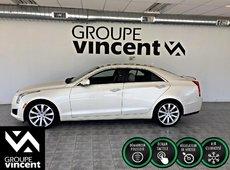Cadillac ATS ATS-4 LUXURY 2.0T AWD **GPS/CAMÉRA DE RECUL/ AWD** 2013