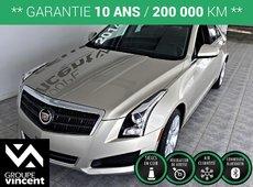 Cadillac ATS **MAGS/ BLUETOOTH/ CUIR** 2014